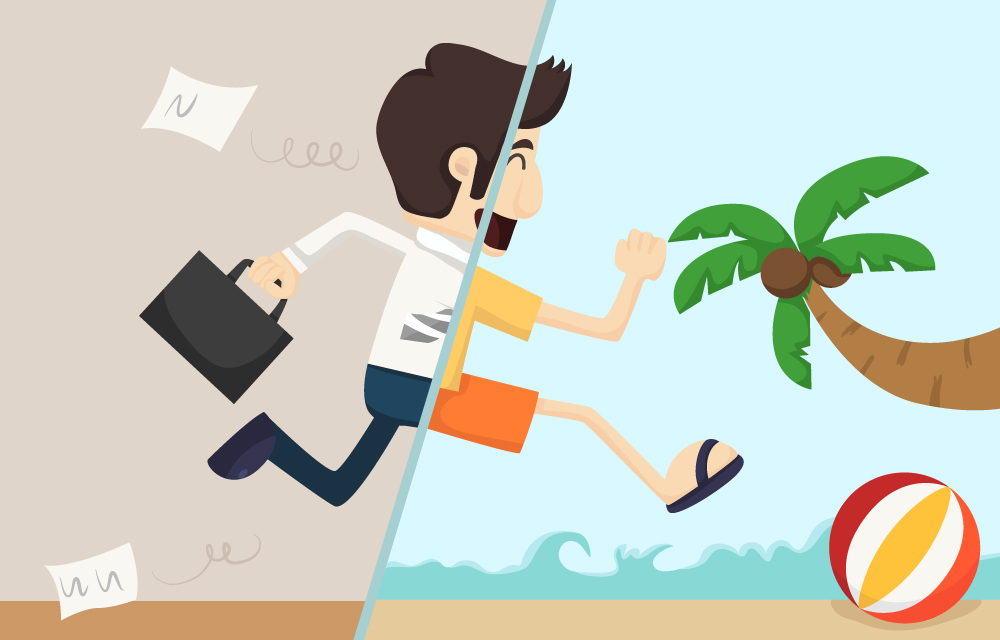 How to catch up on your post-vacation work the smart way