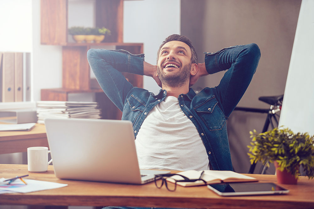 5 ways to find happiness at work