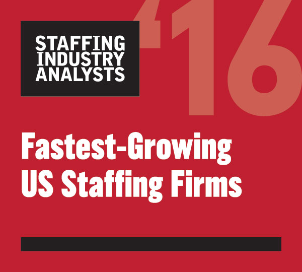 SIA Industry Analysts for Onin Staffing 2016
