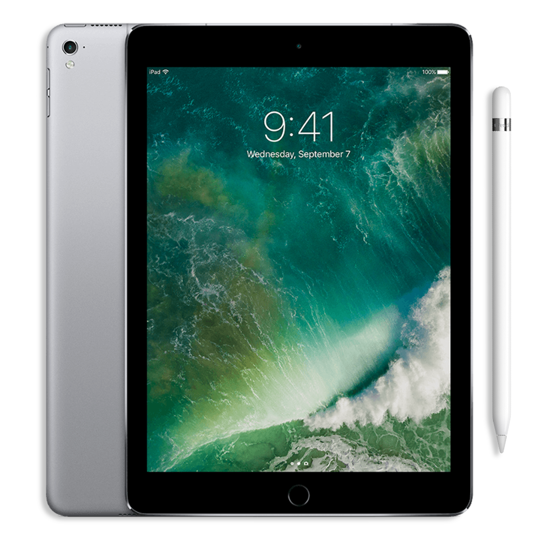 Win Ipad Pro and Pencil